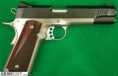 For Sale: Kimber 1911 Custom,NIB/FFL REQUIRED