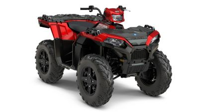 2018 Polaris Sportsman 850 SP Utility ATVs Adams, MA