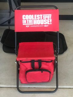 Fishing/sports chair backpack