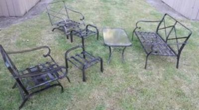 patio Set Great Condition