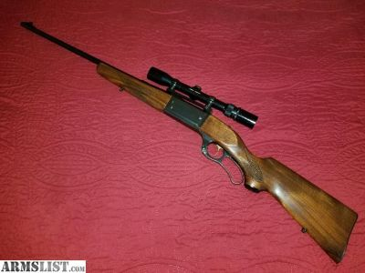 For Sale: Savage 99 with scope