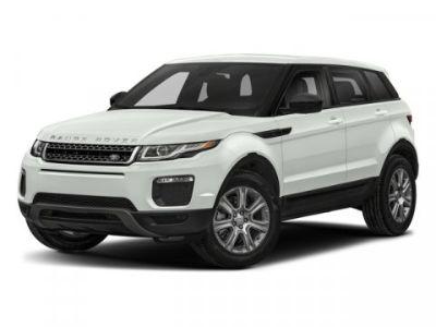 2018 Land Rover Range Rover Evoque SE Premium (Indus Silver Metallic)