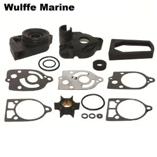 Buy Water Pump Impeller Kit Mercury 30,35,40,45,50,60,65,70Hp RPL 18-3324 46-77177A3 motorcycle in Mentor, Ohio, United States, for US $44.99