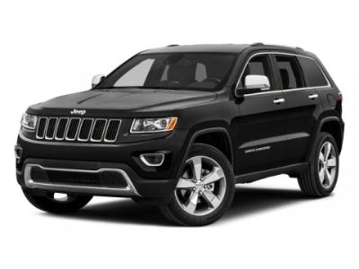 2015 Jeep Grand Cherokee Overland (Granite Crystal Metallic Clearcoat)