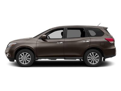 2014 Nissan Pathfinder S (Mocha Stone)