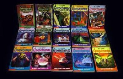 $30 39 Kid?s R.L. Stine Goosebumps Books