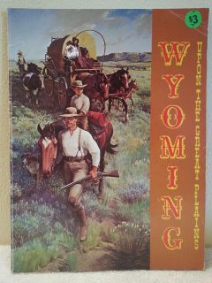 1976 Wyoming upon the Great Plains book
