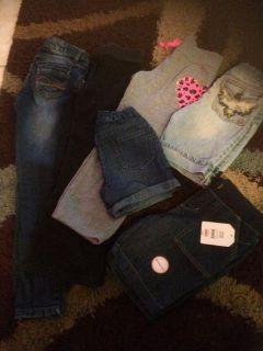 Girls 6-6x clothes lot