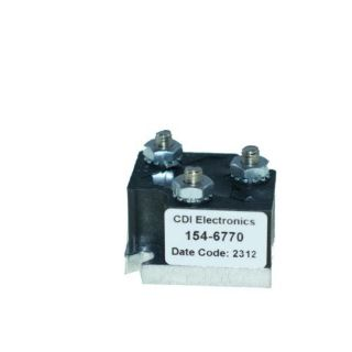 Sell CDI Electronics Mercury Outboard Rectifier 154-6770 (C117) motorcycle in Burnsville, Minnesota, United States, for US $35.00