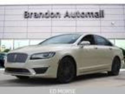 used 2018 Lincoln MKZ for sale.
