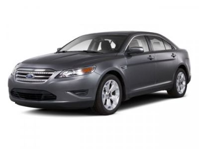 2010 Ford Taurus Limited (Black)