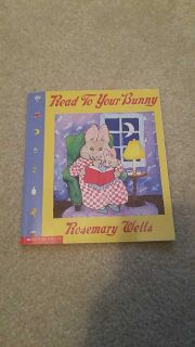 Bunny book. Great condition. $1