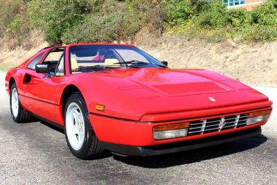 Used 1986 Ferrari 328 GTS, 33,763 miles