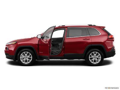 2014 Jeep Cherokee Latitude (BRILLANT BLACK)