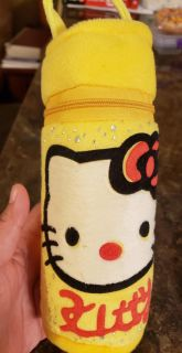 Hello kitty, insulated water bottle bag