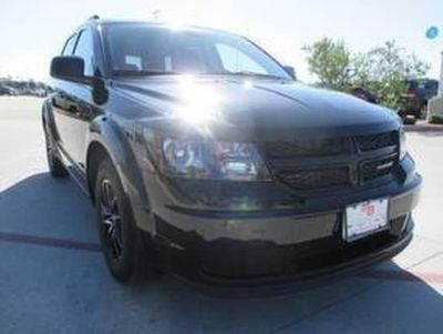 2018 Dodge Journey SE (Pitch Black)