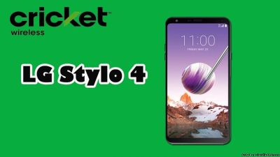 LG STYLO 4 NOW OUT @CRICKET WIRELESS SOUTHFIELD