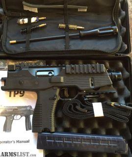 For Sale: B&T USA TP-9 Brugger & Thomet TP9