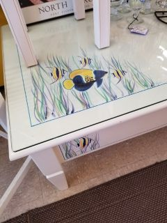 Nautical Themed Coffee & End Table