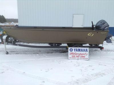 2019 G3 G3 V177TOF Aluminum Fish Boats Hutchinson, MN