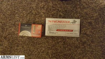 For Sale/Trade: 9mm ammo