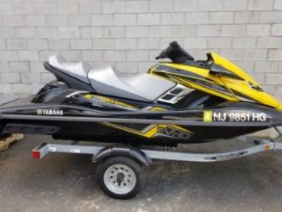 2015 Yamaha FX SVHO 3 Person Watercraft Deptford, NJ