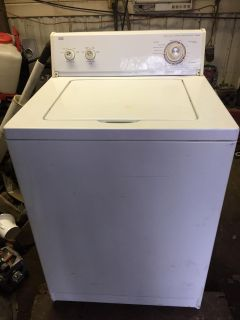 Roper washer by Whirlpool
