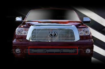 Purchase SES Trims TI-CG-177B 07-09 Toyota Tundra Billet Grille Bar Grill Chromed motorcycle in Bowie, Maryland, US, for US $104.50