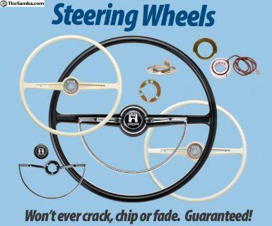 Stock Steering Wheels - Guaranteed for Life!