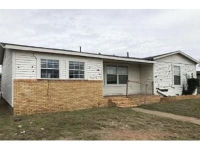 3 Bed 1 Bath Foreclosure Property in Odessa, TX 79762 - E 36th St