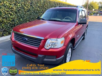 2006 Ford Explorer XLS (Redfire Metallic)