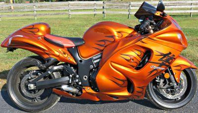 2011 Suzuki Hayabusa GSX1300R Sport Motorcycles Marengo, IL