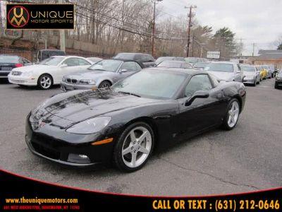 2007 Chevrolet Corvette Base (Black)