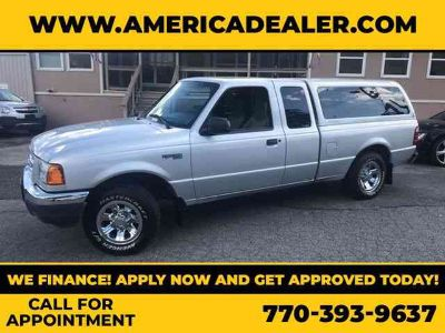 Used 2001 Ford Ranger Super Cab for sale