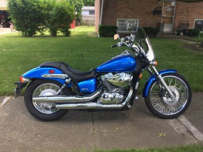 2007 Honda SHADOW SPIRIT 750 C2