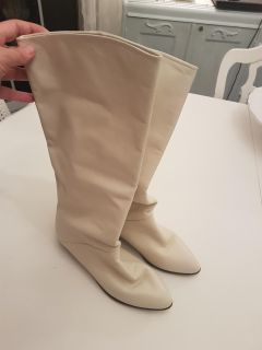 Brand new - never worn leather boots