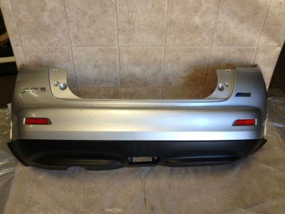 Purchase 2011-2013 NISSAN JUKE REAR BUMPER COVER/OEM / USED / ASSY/ SILVER/ motorcycle in Fredericksburg, Virginia, US, for US $300.00