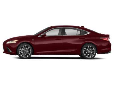 2019 Lexus ES 350 (Matador Red Mica)