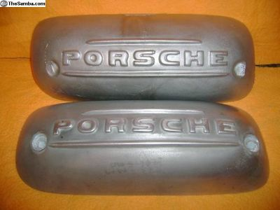 "Type4 ""porsche""4cam style bolt on Vcover"