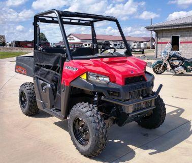 2019 Polaris Ranger 500 Side x Side Utility Vehicles Ottumwa, IA