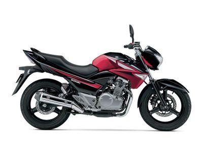 2015 Suzuki Motor of America Inc. GW250Z Standard/Naked Motorcycles Winterset, IA
