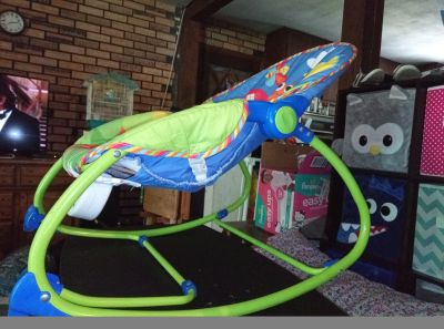 Vibrating Rocking baby chair