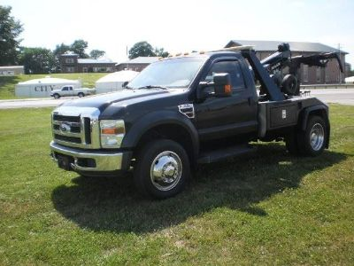 2008 Ford F-550 Tow Truck
