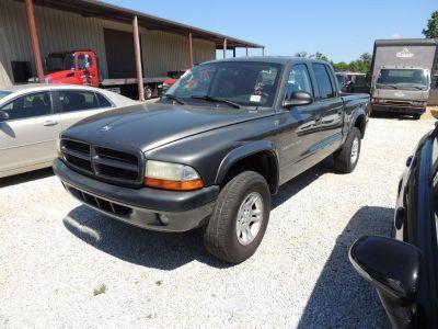 2002 Dodge Dakota Sport (GRY)
