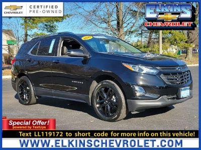 2020 Chevrolet Equinox (mosaic black metallic)