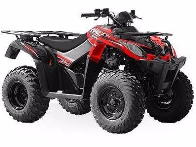 2016 Kymco MXU 270 ATV Utility ATVs Pelham, AL