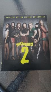 Pitch Perfect 2 the original motion picture soundtrack along with a 60-page book highlighting the movie