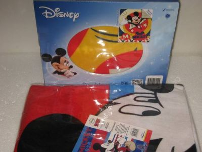 NEW DISNEY BABYTODDLER BLANKET  DISNEY TOWEL