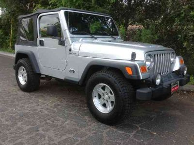 Used 2005 Jeep Wrangler for sale