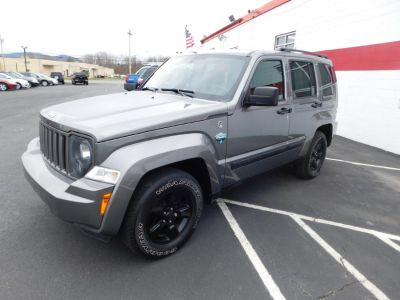 2012 Jeep Liberty Sport (Mineral Gray Metallic)